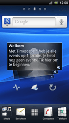 Sony Ericsson Xperia Neo V - Bluetooth - koppelen met ander apparaat - Stap 1