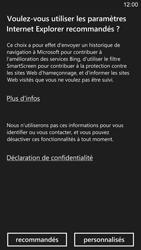 Nokia Lumia 1520 - Internet - navigation sur Internet - Étape 3