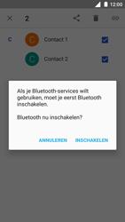 Nokia 6 (TA-1033) - Contacten en data - Contacten overzetten via Bluetooth - Stap 8