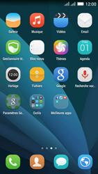 Huawei Y635 Dual SIM - E-mail - Configuration manuelle - Étape 3