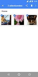 Nokia 3.1 - Photos, vidéos, musique - Envoyer une photo via Bluetooth - Étape 8