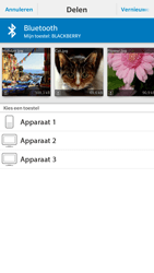 BlackBerry Leap - Contacten en data - Foto