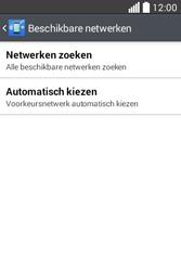 LG L40 (D160) - Netwerk - Handmatig netwerk selecteren - Stap 10