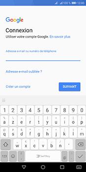Huawei Y6 (2018) - E-mails - Ajouter ou modifier votre compte Gmail - Étape 9