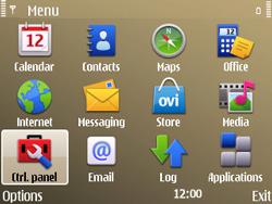 Nokia E72 - Network - Usage across the border - Step 3