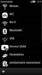 Nokia 808 PureView - Wifi - configuration manuelle - Étape 4