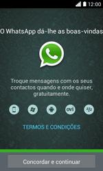 NOS LUNO - Aplicações - Como configurar o WhatsApp -  5