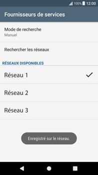 Sony Xperia XA1 Plus - Réseau - Utilisation à l
