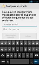 Bouygues Telecom Bs 402 - E-mails - Ajouter ou modifier un compte e-mail - Étape 5