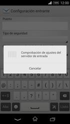 Sony D2203 Xperia E3 - E-mail - Configurar correo electrónico - Paso 11