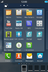 Samsung Wave M - Applications - Supprimer une application - Étape 6