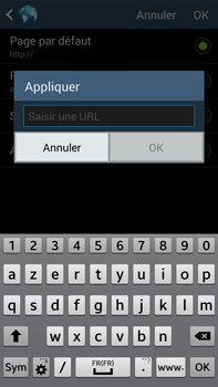 Samsung N9005 Galaxy Note III LTE - Internet - Configuration manuelle - Étape 24