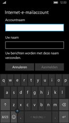 Acer Liquid M330 - E-mail - Handmatig instellen - Stap 10