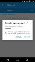 Sony Xperia Z5 - Android Nougat - WiFi et Bluetooth - Jumeler votre téléphone avec un accessoire bluetooth - Étape 7