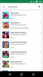 Sony Xperia XZ - Android Nougat - Aplicações - Como pesquisar e instalar aplicações -  16