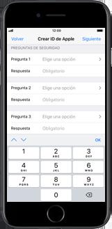 Apple iPhone 6 - iOS 11 - Aplicaciones - Tienda de aplicaciones - Paso 12