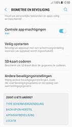 Samsung galaxy-a5-2017-android-oreo - Beveiliging en ouderlijk toezicht - Hoe wijzig ik mijn SIM PIN-code - Stap 5