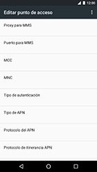 LG Google Nexus 5X (H791F) - Internet - Configurar Internet - Paso 15