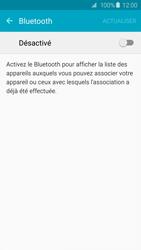 Samsung G920F Galaxy S6 - Bluetooth - connexion Bluetooth - Étape 7