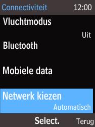 Nokia 220 - Buitenland - Bellen, sms en internet - Stap 5