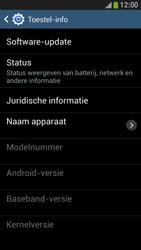 Samsung I9195 Galaxy S IV Mini LTE - Netwerk - Software updates installeren - Stap 7