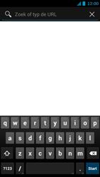 Huawei Ascend G615 - Internet - hoe te internetten - Stap 4