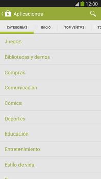 Samsung Galaxy Note 3 - Aplicaciones - Descargar aplicaciones - Paso 7