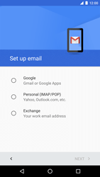 LG Google Nexus 5X - Email - Manual configuration - Step 7