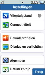 Samsung S5260 Star II - Bellen - in het buitenland - Stap 4