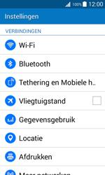 Samsung J100H Galaxy J1 - Wi-Fi - Verbinding maken met Wi-Fi - Stap 4