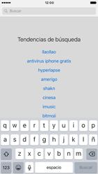 Apple iPhone 6 iOS 10 - Aplicaciones - Descargar aplicaciones - Paso 11