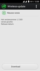 Crosscall Trekker M1 Core - Toestel - Software update - Stap 9