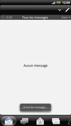 HTC X515m EVO 3D - E-mail - envoyer un e-mail - Étape 11