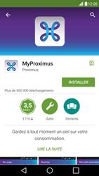 LG H525N G4c - Applications - MyProximus - Étape 8