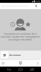 LG D821 Google Nexus 5 - Voicemail - handmatig instellen - Stap 4