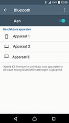 Sony Xperia XZ Premium (G8141) - Bluetooth - Aanzetten - Stap 5