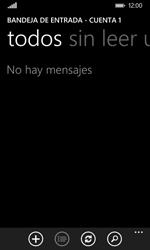 Nokia Lumia 635 - E-mail - Escribir y enviar un correo electrónico - Paso 4
