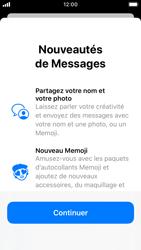 Apple iPhone SE - iOS 13 - MMS - envoi d'images - Étape 2