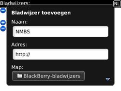 BlackBerry 9300 Curve 3G - Internet - Internetten - Stap 10