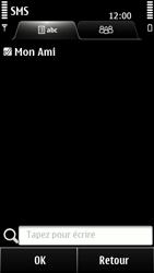 Nokia 500 - MMS - envoi d'images - Étape 5