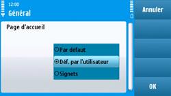 Nokia N97 - Internet - configuration manuelle - Étape 25