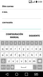 LG K4 (2017) - E-mail - Configurar correo electrónico - Paso 7