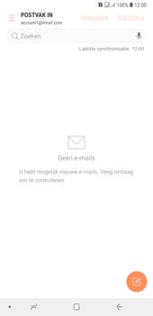 Samsung Galaxy A7 (2018) - E-mail - e-mail instellen: IMAP (aanbevolen) - Stap 15