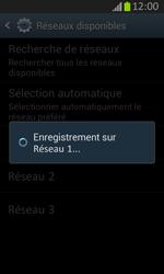 Samsung S7710 Galaxy Xcover 2 - Réseau - utilisation à l'étranger - Étape 14