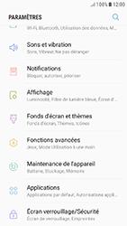 Samsung Galaxy J5 (2017) - Sécuriser votre mobile - Personnaliser le code PIN de votre carte SIM - Étape 4