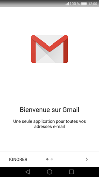 Huawei Mate 8 - E-mail - 032a. Email wizard - Gmail - Étape 4