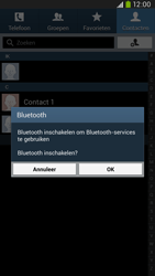 Samsung I9205 Galaxy Mega 6-3 LTE - Contacten en data - Contacten overzetten via Bluetooth - Stap 10