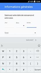 HTC U Play - Applications - Créer un compte - Étape 8