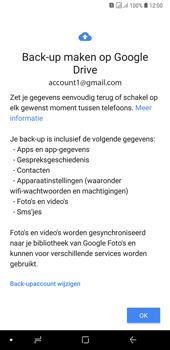 Samsung Galaxy A7 (2018) - Data - maak een back-up met je account - Stap 12