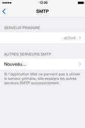 Apple iPhone 4 - E-mails - Ajouter ou modifier un compte e-mail - Étape 19